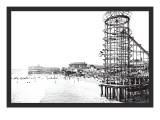 Amusement Park  Long Beach  California