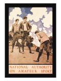 National Authority on Amateur Sport