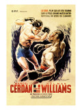 Cerdan vs Williams