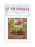 ESSO  The Road of Italy