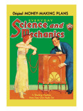 Everyday Science and Mechanics: A Shocking Machine from Your Own Radio Set