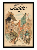 Judge Magazine: The Democratic Barbara Frietchie