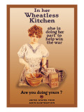 In Her Wheatless Kitchen