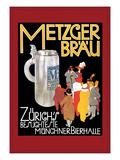 Metzger Blau