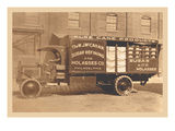 Sugar and Molasses Truck  Philadelphia