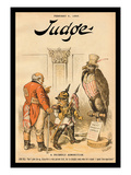 Judge Magazine: A Friendly Admonition