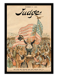 Judge Magazine: The Stars and Stripes Are Good Enough for US