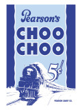 Pearson&#39;s Choo Choo