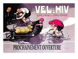Vel d'Hiv Gallery of Machines: Opening Soon