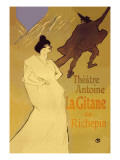 La Gitane de Richepin: Theatre Antoine