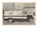 Kuhner Packing Company Truck