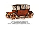 Late Model Inside-Drive Electric Car
