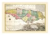 Nova Designatio Insulae Jamaicae