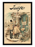 Judge Magazine: The Disappointed Dudes