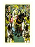 Aladdin's Procession