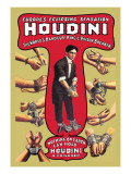 Houdini: The World's Handcuff King and Prison Breaker