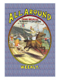 All Around Weekly: Frank Melville  The Wonder of the Circus Ring