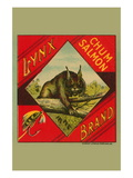 Lynx Brand Chum Salmon