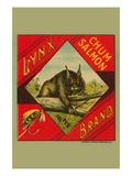 Lynx Brand Chum Salmon