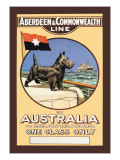 Aberdeen and Commonwealth Cruise Line to Australia