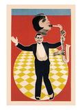 The Sax Jazz Dance