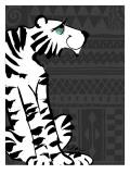 Retro Tiger