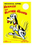 Herman the Hopper Hound