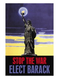 Stop the War  Elect Obama