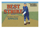 Pajaro Valley Apples: Best Strike Brand