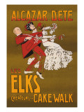 Alcazar Dete: Les Elks  Createurs du Cake Walk