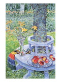 Mrs Hassam's Garden