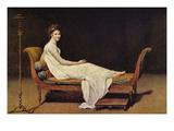 Portrait of Madame Rmier