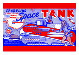 Planet Patrol Sparkling Space Tank