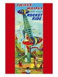 Twirly Whirly Rocket Ride