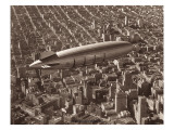 USS Macon  San Francisco  1933