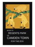 Book to Regent&#39;s Park