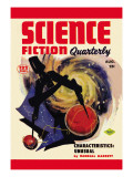 Science Fiction Quarterly: Cosmic Compass