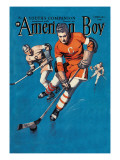 American Boy Hockey Cover