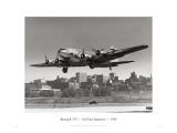 Boeing B-307 on Final Approach  1940
