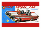 Space Patrol Car