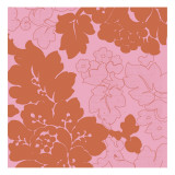Red and Pink Floral Pattern