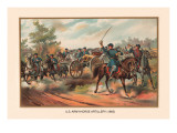 US Army Horse Artillery  1865