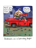 Redneck Saturday Night