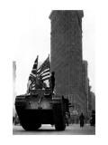 British Tank on Fifth Avenue