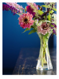 Spring Floral Medley Fuscia