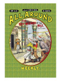 All Around Weekly: The Big Boy Wizard of the Nile