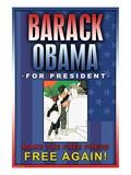Barack Obama  Make the Free Press Free Again