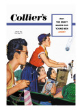 Collier's: Lady's Day  It's in the Bag