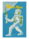 Mechanical Space Man