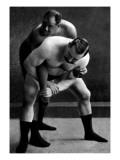 Wrist Lock: Russian Wrestlers